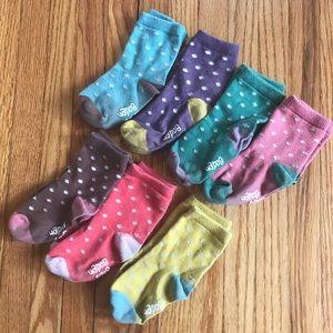 Toddler Girls Socks - Boden & GAP - size 2-3Y